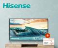 Сертификат Ситилинк 1000р за телевизор HISENSE H32B5100.
