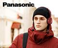 Скидка 40% по промокоду на наушники Panasonic.