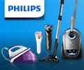 Скидка 20% по промокоду на бытовую технику Philips.