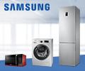 Экстрабонусы до 20% от цены за бытовую технику Samsung.