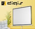 Экстрабонусы 10% за экраны для проекторов DIGIS.