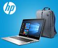 Скидка 30% на аксессуар HP при единовременной покупке с ноутбуком HP.
