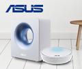Скидка 15% по промокоду или до 10% экстрабонусов в подарок при покупке сетевого оборудования ASUS.