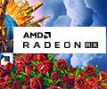 Купи видеокарту AMD Radeon™ RX и получи на выбор игру Borderlands 3 или Tom Clancy's Ghost Recon® Breakpoint* плюс абонемент Xbox Game Pass для ПК на 3 месяца с игрой Gears 5.