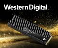 Экстрабонусы до 10% за покупку SSD от Western Digital.