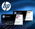 Экстрабонусы 10% за картриджи HP.