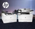 Экстрабонусы 10% за принтеры и МФУ HP для бизнеса.