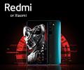 Скидка 1000 рублей по промокоду IWILLBEBACK на смартфоны Xiaomi.