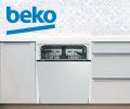 Скидка 20% по промокоду на посудомоечную машину BEKO DIN26420.