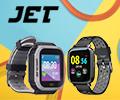 Скидка 20% по промокоду на смарт-часы JET.