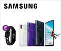 Скидка 100% на фитнес-браслет Samsung Galaxy Fit E при заказе со смартфоном Samsung Galaxy A30s.