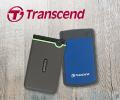 Экстрабонусы до 1200 рублей за покупку внешних жестких дисков Transcend.