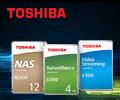 Экстрабонусы 5% за жесткие диски Toshiba.