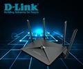 Скидка 15% на маршрутизаторы D-Link по промокоду LINK.