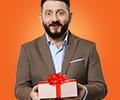 Выбирайте подарки близким к Новому году со скидками до 50%.