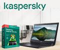 Скидка 510 на ПО Kaspersky Internet Security Multi-Device при покупке в комплекте с ПК или ноутбуком.