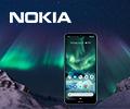 Рассрочка на 12 месяцев на смартфоны Nokia.