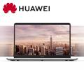 Экстрабонусы 10% за ноутбуки Huawei.