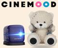 100% скидка на портативную колонку RITMIX Bear ST-250 при заказе с мини-кинотеатром CINEMOOD.
