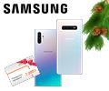 Скидки до 15000 рублей при покупке смартфона Samsung Galaxy с сертификатом Ситилинк. Промокод SAMSUNGNY.