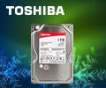Экстрабонусы 5% за жесткие диски Toshiba P300.