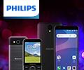 Экстрабонусы 10% от цены за смартфоны Philips.