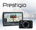 Скидка 10% по промокоду на видеорегистраторы и навигаторы Prestigio.