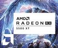Купи видеокарту AMD Radeon™ RX 5500 XT и получи игру Monster Hunter World: Iceborne Master Edition + абонемент Xbox Game Pass для ПК на 3 месяца в подарок.