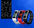 Скидка 20% на фитнес-браслет Smarterra FitMaster 5 по промокоду FM5.