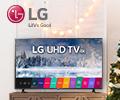 Скидка 100% на сертификат Ситилинк номиналом до 10 000 руб. при покупке телевизоров LG