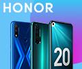 Скидка на смартфоны Honor