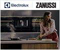 Рассрочка на 24 месяца на технику Electrolux и Zanussi.