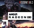 Приобрети участвующую в акции видеокарту AMD Radeon™ RX 5700, 5700 XT или 5500 XT и получи 2 игры и более в подарок, а также абонемент Xbox Game Pass для ПК на 3 месяца.