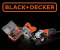 Скидка 23% на электроинструменты Black+Decker по промокоду BD23.
