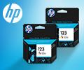 Скидка 15% на картриджи HP при покупке 2х штук по промокоду BERU2.