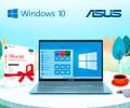 Купите ноутбук ASUS c SSD, Windows 10 и процессором AMD и получите Office 365 персональный в подарок, а также возможность выиграть авиабилеты на двоих в Европу.