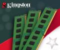 Скидка 10% по промокоду KING23 на модули памяти Kingston.