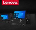 Экстрабонусы 1000 рублей за устройства Lenovo для бизнеса на Windows 10 Pro.