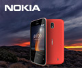 Скидка 300 рублей по промокоду на смартфон Nokia 1.