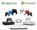 Выгодное предложение на консоли и геймпады Xbox One.