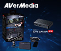 Успей купить со скидкой девайсы для стримов от AverMedia по промокоду PRO.