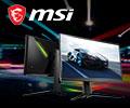 Скидка до 15% по промокоду MSI15 на мониторы MSI.