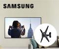 Скидка до 15% на комплект телевизор Samsung + кронштейн.