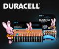Скидка 35% по промокоду DURACELL на батарейки DURACELL Ultra Power.