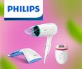 Скидки до 30% на бытовую технику Philips по промокоду PHILIPS.