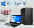 Cкидка 2000 рублей на ПК и ноутбуки с предустановленной Windows 10 по промокоду WIN10.