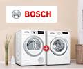 Выгодные комплекты от Bosch. Стиральная машина + сушильная машина со скидкой до 36 990 руб на комплект.