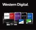 Скидка 7% по промокоду WDSALE на Жёсткие диски Western Digital.