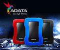 Скидки 10% на Внешние жесткие диски ADATA по промокоду ADATA2020.