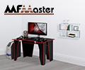 Скидка 10% по промокоду MASTER на компьютерные столы МАСТЕР.